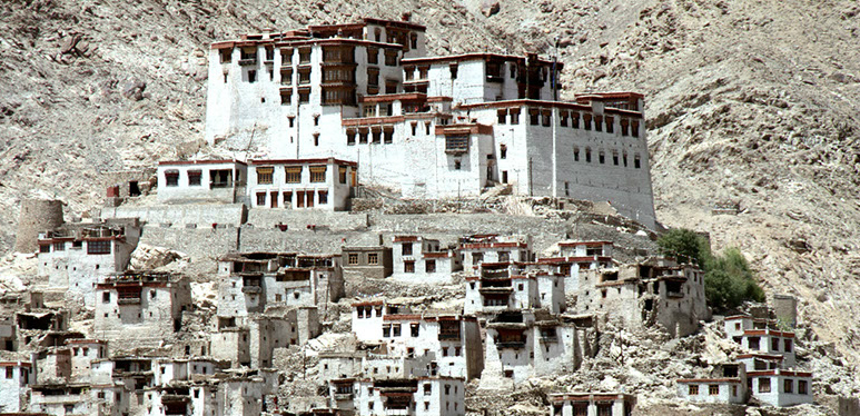 The magic of Tibet and second class people